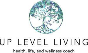 ThinkPod Agency, Up Level Living Logo