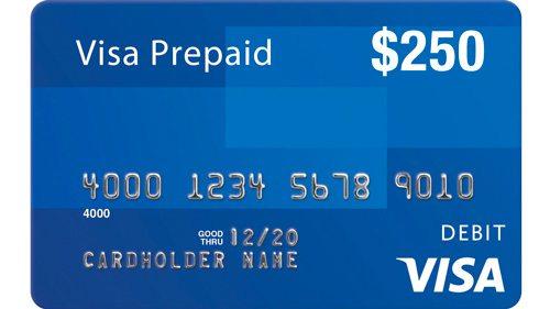 ThinkPod Agency Referral Program Pre-Paid Visa Card