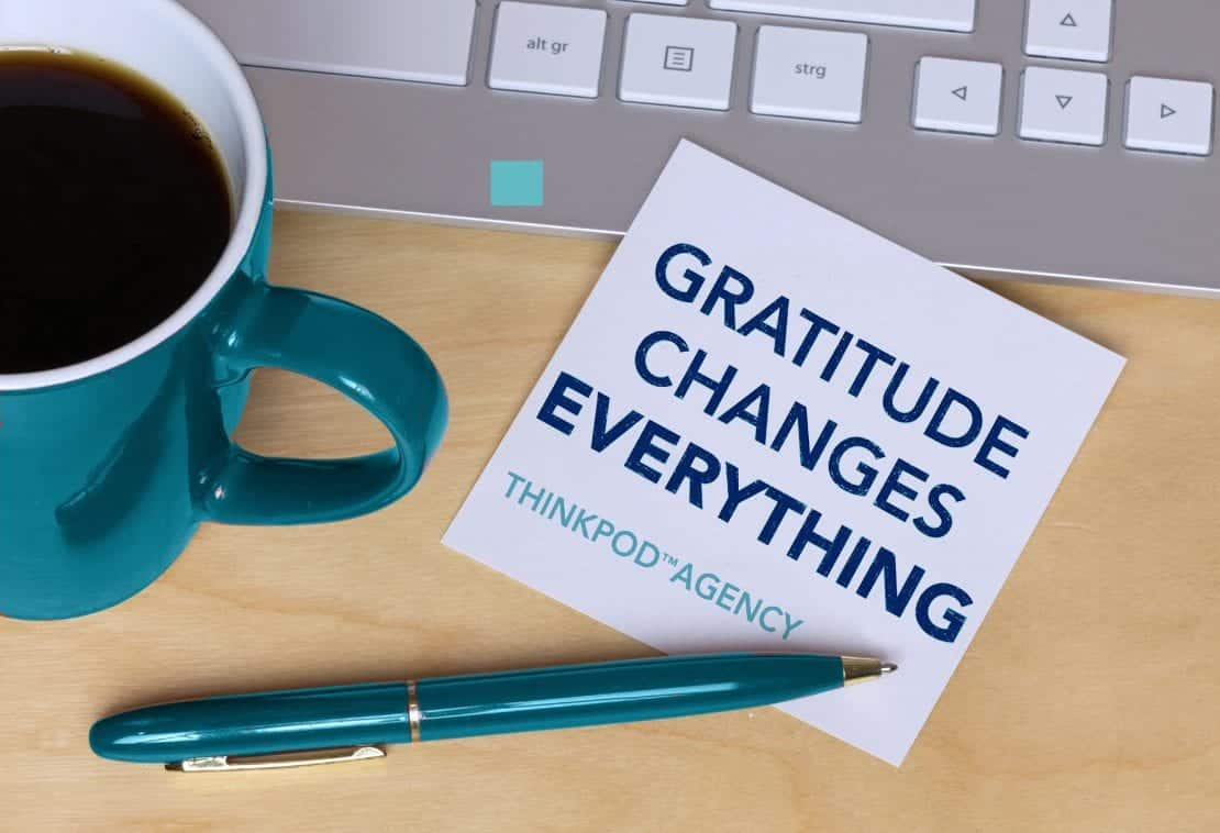 Gratitude, Digital Marketing Agency