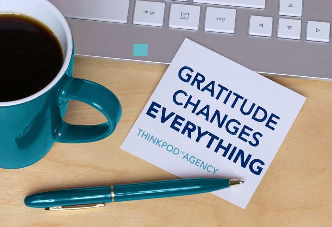 Gratitude, Digital Marketing Agency